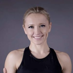 Instruktor streching - Justyna Senger